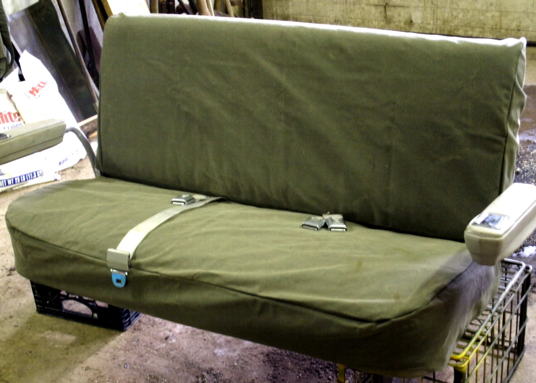JATONKAs M1009 CUCV Seat Covers. Full resolution  file, nominally Width 1728 Height 1237 pixels, file with #363420.